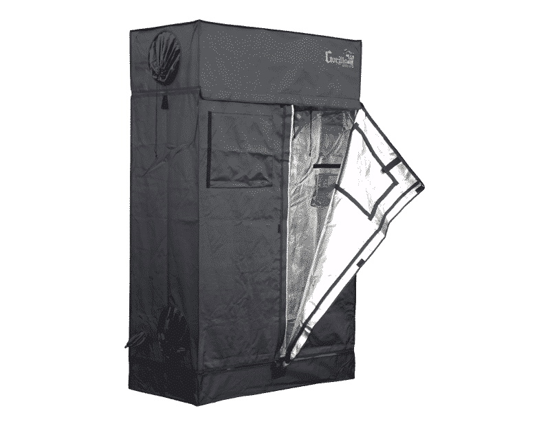 Gorilla Grow Tent Lite Line 2x4 Northern Grower