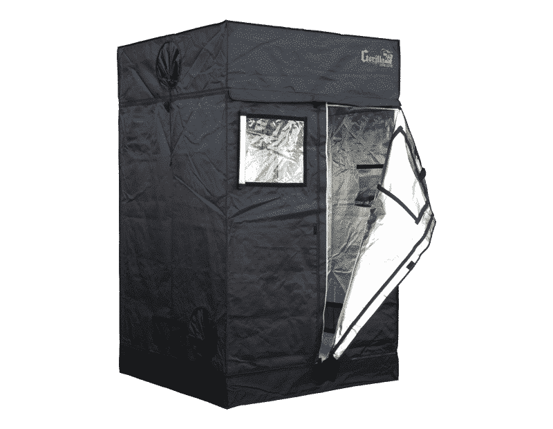 Gorilla Grow Tents Lite Line 4X4